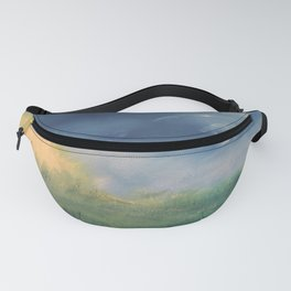 SunnySide Up - Abstract Nature Fanny Pack