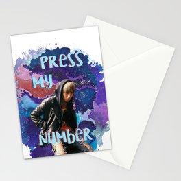 Taemin Stationery Cards