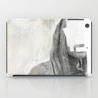 number iPad Cases featuring Faceless | number 03 by FAMOUS WHEN DEAD