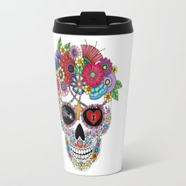 Lost Love WHITE Travel Mug