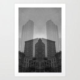 Reversal #1 Art Print