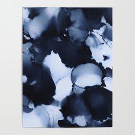 BLUE INK 22 Poster