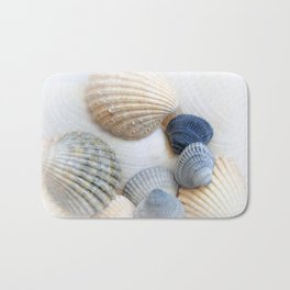 Just Sea Shells Bath Mat