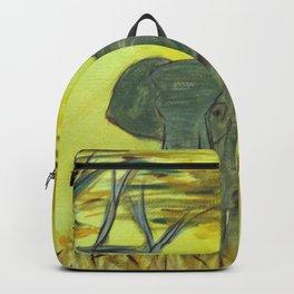 The Last Elephant 2013 Backpack