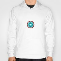 pokeball Hoodies featuring Pokeball Reactor by aleha