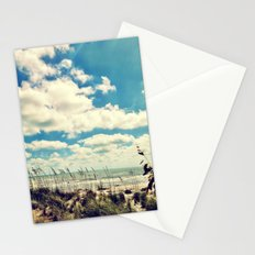 Beach Scene Stationery Cards