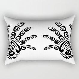 Inspired Hands Rectangular Pillow