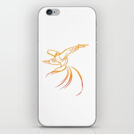 Sema The Dance Of The Whirling Dervish iPhone Skin