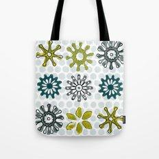 Spiro Petals Tote Bag