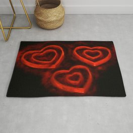 Burning LoveII Rug