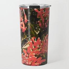 mystic floral Travel Mug