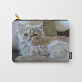 Fluffy Butters Carry-All Pouch