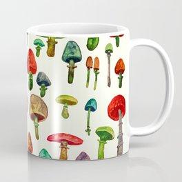littel mushrooms Coffee Mug