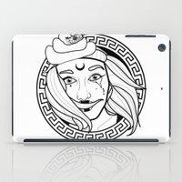 coven iPad Cases featuring #rEVEnge by Luc Étrier