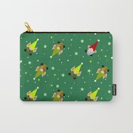 Holiday Elves - Gnomes v1 Carry-All Pouch