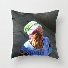 I AM SEX Throw Pillow