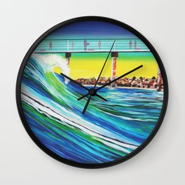 The Spot Wall Clock