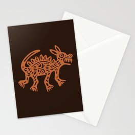 Aztec Animal Stationery Cards