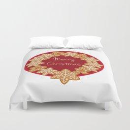 Christmas Cookies Duvet Cover