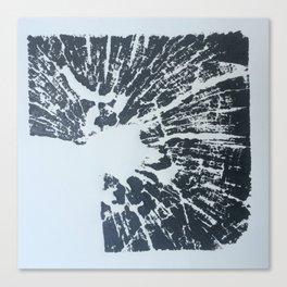 Empty Corner Canvas Print