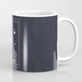 The Moon or La Lune Tarot Coffee Mug