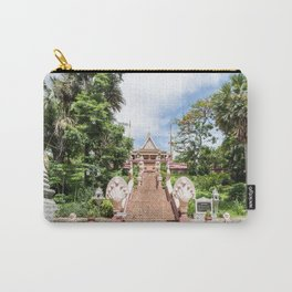 Wat Phnom, Phnom Penh, Cambodia Carry-All Pouch