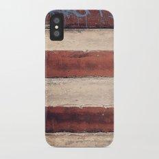 Tagged Slim Case iPhone X