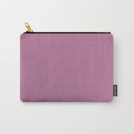 Pink Confection ~ Lavender Rose Carry-All Pouch