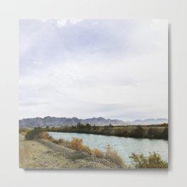 Desert Day Metal Print