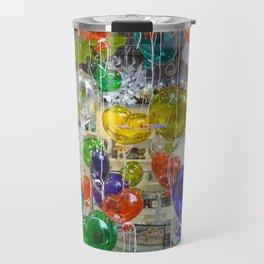 Venetian Glasswork Travel Mug