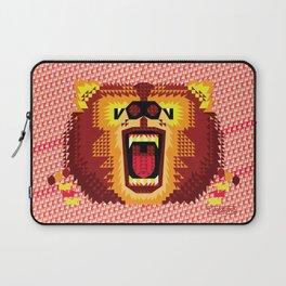 Geometric Bear 2012 Laptop Sleeve