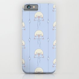 The Moth & The Moon iPhone Case