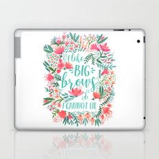 Big Brows – Juicy Palette Laptop & iPad Skin