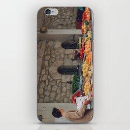 Les Halles, Biarritz iPhone Skin