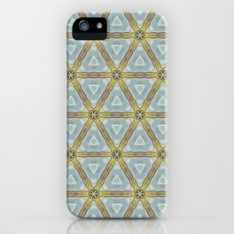 decorative pattern 5 iPhone Case
