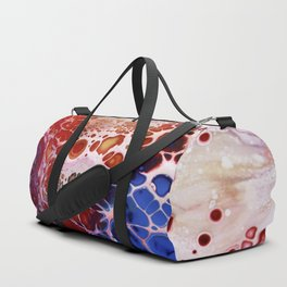 MOVING THROUGH THE PAIN Duffle Bag