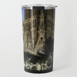Sagrada Familia / Gaudí-Barcelona Travel Mug
