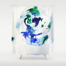 Orbit Shower Curtain