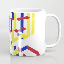 Bauhaus the remix trans Coffee Mug