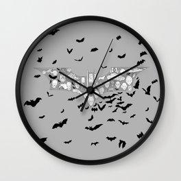 Trilogy Wall Clock