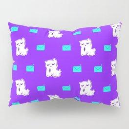 Kitty Mail - Pattern Pillow Sham