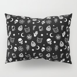 Witch pattern Pillow Sham