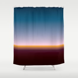 SNST:3 (NYC) Shower Curtain