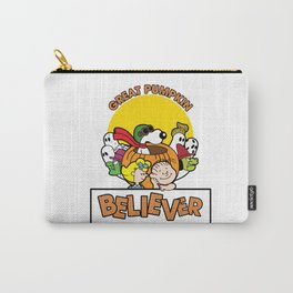 believer Carry-All Pouch