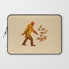 "Big Foot ""I'm not a Myth"" Laptop Sleeve"