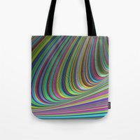 illusion Tote Bags featuring Illusion by David Zydd