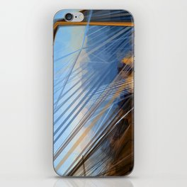 The Windows of the World iPhone Skin