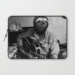 Rockstar Sloth #3 Laptop Sleeve