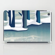Spring was coming iPad Case