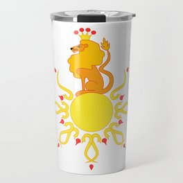 The Sun King Travel Mug